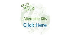 Jaguar XK Alternator Kits (Various) CLICK HERE