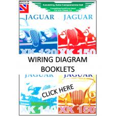 Classic Jaguar Wiring Diagram Books (Various) CLICK HERE