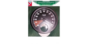 * OUTRIGHT SALE *  XK120 & XK140 EARLY REV. COUNTER (TACHOMETER) X49035/5 FULLY REBUILT