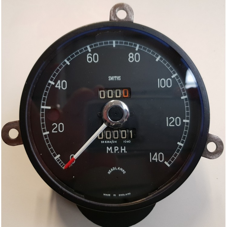 EXCHANGE XK150 SPEEDOMETER ALL RATIOS REBUILT
