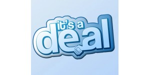Do You Fancy Making a A Deal?