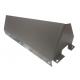 Jaguar XK150 'S' - Longer Shield  for Fuel / Petrol Pump C14204 (5791S)
