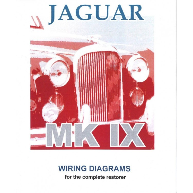 Jaguar Wiring Diagram - Wiring Schema Collection