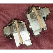XK120 & XK140 Set of New Brake Rear Auto Adjuster Assemblies 39037 & 39038 ** VERY RARE**