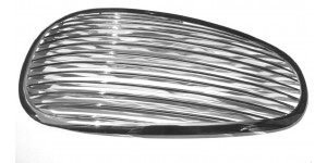 1430.  XK120 New Chrome Plated Radiator Grille. BD2877