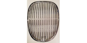 1450. New Chrome Plated Brass  XK150 Radiator Grille In Bonnet . BD13022
