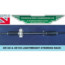 4195. NEW XK140 & XK150 STEERING RACK OUTRIGHT    *LIGHTWEIGHT DESIGN* C8469 RHD or  C8470 LHD