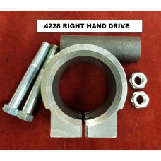 XK120 Right Hand Drive Steering Trunnion Clamp