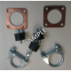 XK140 & XK150 Exhaust Fitting Kit