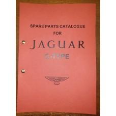 C -Type Jaguar Spare Parts Book  > Limited Edition  Set with Mug
