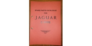 C -Type Jaguar Spare Parts Book  > Limited Edition  Set with Mug