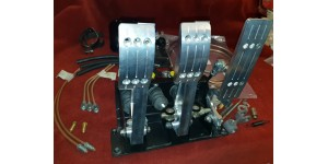 SE327 XK120 Racing Pedal Box Kit with Hydraulic Clutch Actuation Conversion