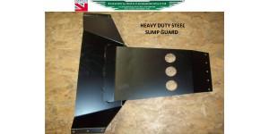 HEAVY DUTY STEEL SUMP GUARD FOR XK120