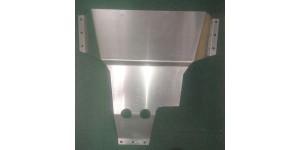 SE839  XK140 / XK150 Aluminium Sump Guard